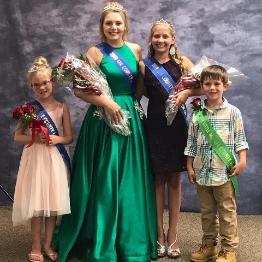 Lee County Fair Queen
