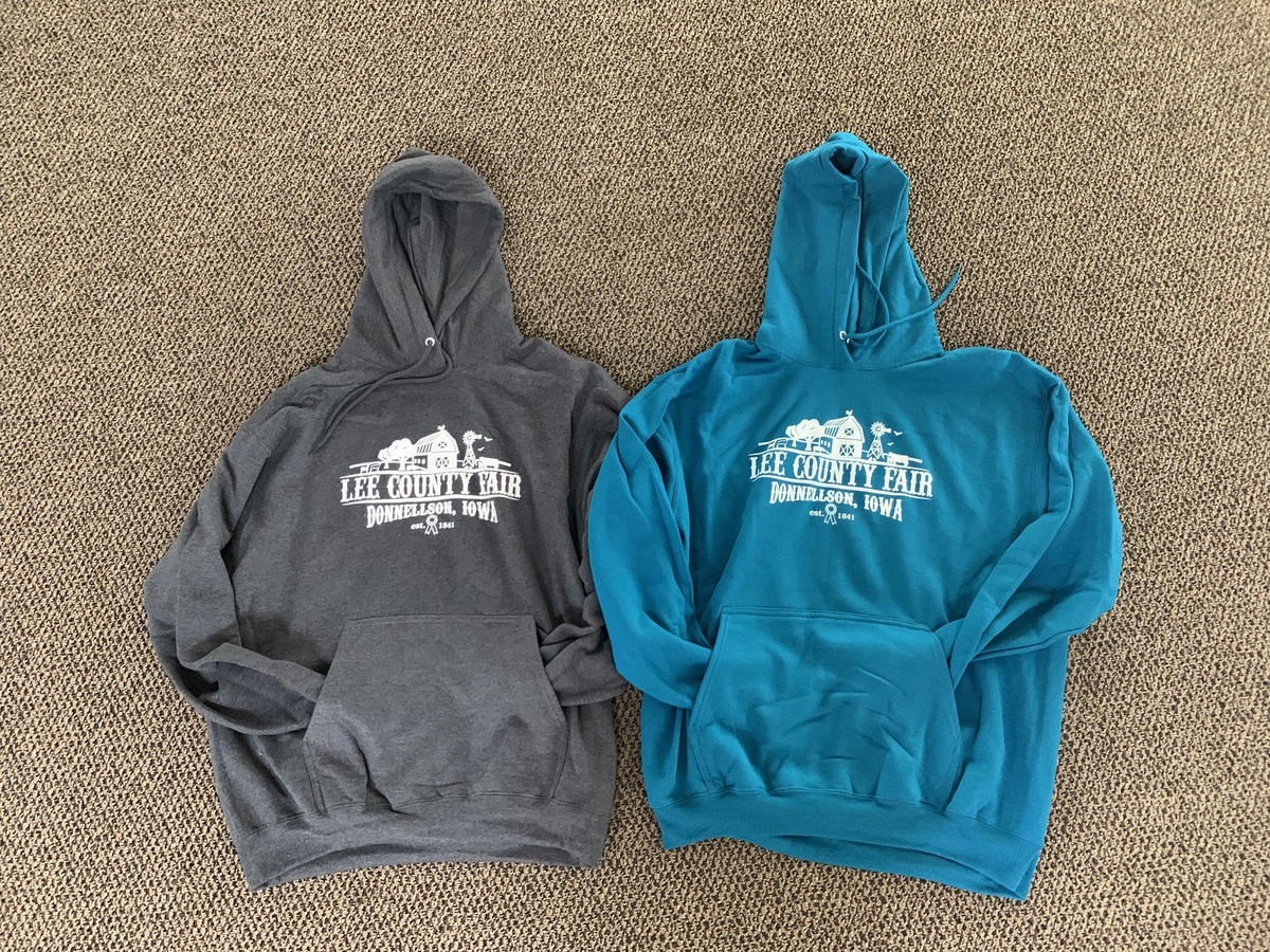 Lee County Fair Sweatshirts