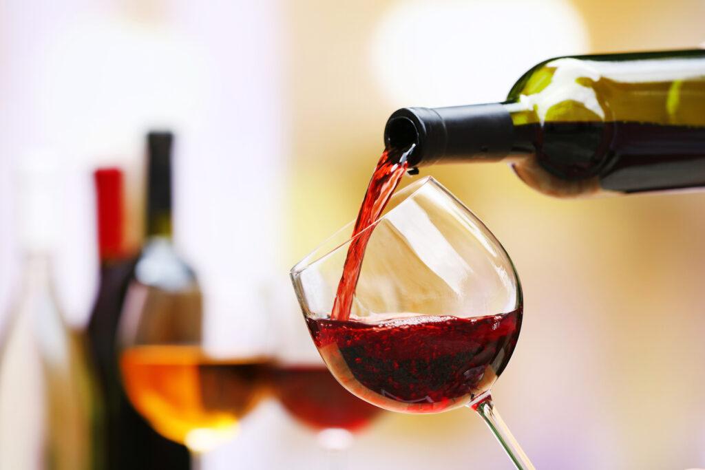 Lee County Fair Wine Tasting